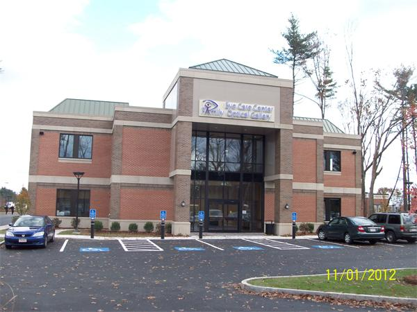 Photo of home for sale at 5 Cornerstone Square Unit: 2nd Fl, Westford MA