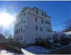 Fitchburg Massachusetts Apartment Building For Sale