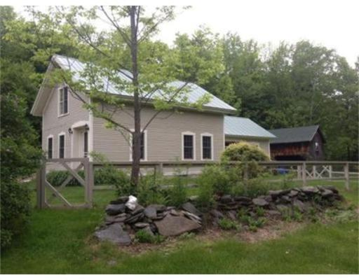 Single Family Home for Sale at 26 Dodge Corner Road 26 Dodge Corner Road Hawley, Massachusetts 01339 United States