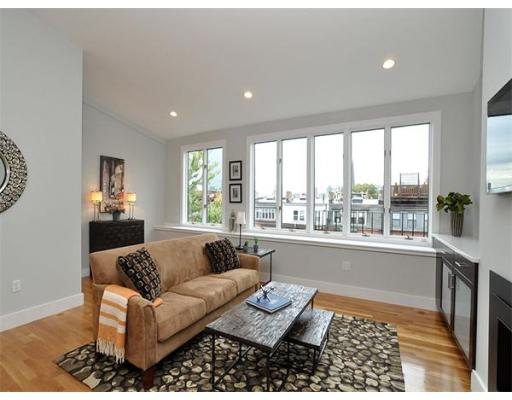 Townhome / Condominium for Rent at 77 Worcester Street 77 Worcester Street Boston, Massachusetts 02118 United States