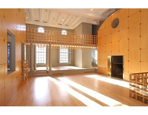 Condominium for sale in 4/5 Byron Street Condominium, 5 Beacon Hill, Boston, Suffolk