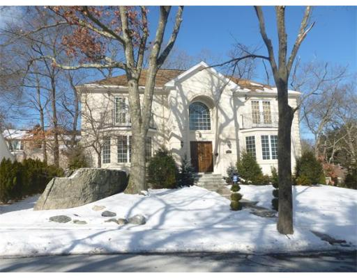 House for sale in 5 Botsford Rd Chestnut Hill, Newton, Middlesex