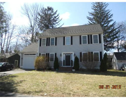 16  Carrlyn Rd,  Brockton, MA