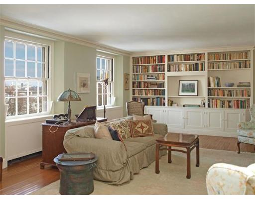 sold property at 172 Beacon Street