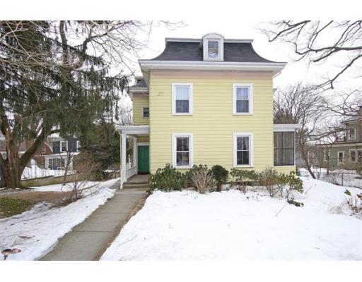 Property for sale at 115 Park St, Newton,  MA  02458