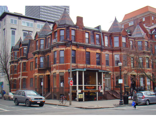 240 Newbury Street Boston MA 02115