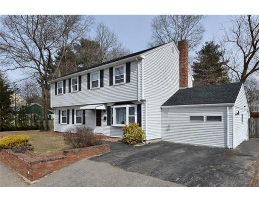 17  Woodside Ave,  Braintree, MA