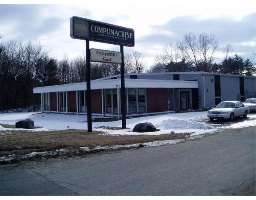 Comercial por un Venta en 645 Main Wilmington, Massachusetts 01887 Estados Unidos