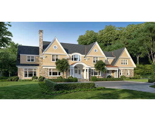 Casa Unifamiliar por un Venta en 441 Glen Road Weston, Massachusetts 02493 Estados Unidos