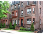 Worcester Massachusetts townhouse photo