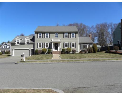 20  Sheffield Drive,  Braintree, MA