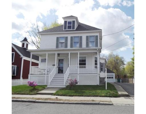 37  Mort Ave.,  Lowell, MA