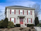 Lowell Massachusetts townhouse photo
