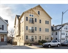Melrose MA townhome photo
