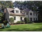 Holliston Massachusetts real estate photo