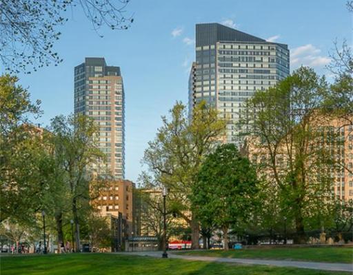 Condominium/Co-Op for sale in The Ritz Carlton, Boston Common, 35H Midtown, Boston, Suffolk