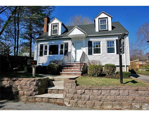 19  Smith Ter,  Braintree, MA