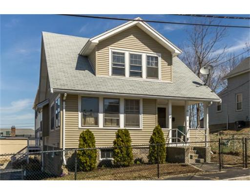 28  Vine Ave,  Quincy, MA