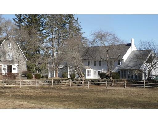 独户住宅 为 销售 在 180 Bridge Street 汉密尔顿, 马萨诸塞州 01982 美国