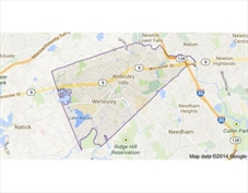 Wellesley Massachusetts Industrial Real Estate