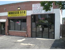 Worcester MA commercial real estate