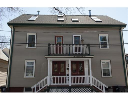 Property for sale at 10 Worcester Street Unit: 2, Cambridge,  MA  02139