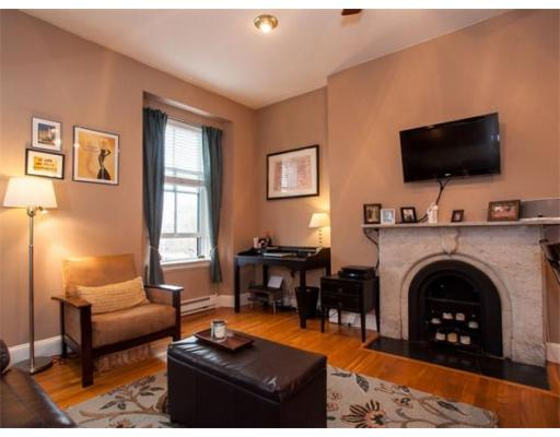 Boston MA Open Houses | Open Homes | CPC Open Houses, A truly charming home in classic brownstone building with an elevator facing Bla