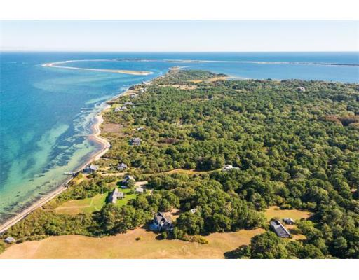 Single Family Home for Sale at 77 North Neck Road Edgartown, Massachusetts 02539 United States