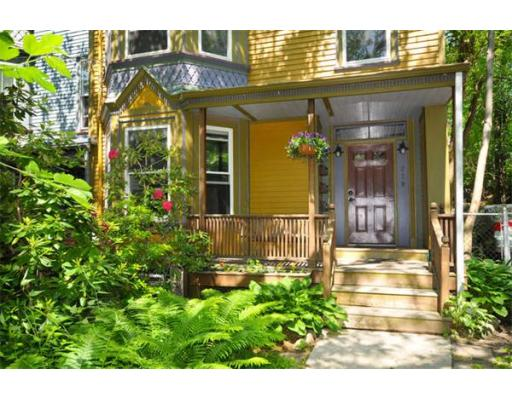 Condominium for Sale at 279 Chestnut Avenue 279 Chestnut Avenue Boston, Massachusetts 02130 United States