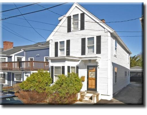 27  Summer St.,  Newburyport, MA