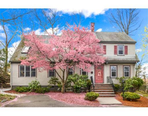 Single Family Home for Sale at 9 Highland Park 9 Highland Park Malden, Massachusetts 02148 United States