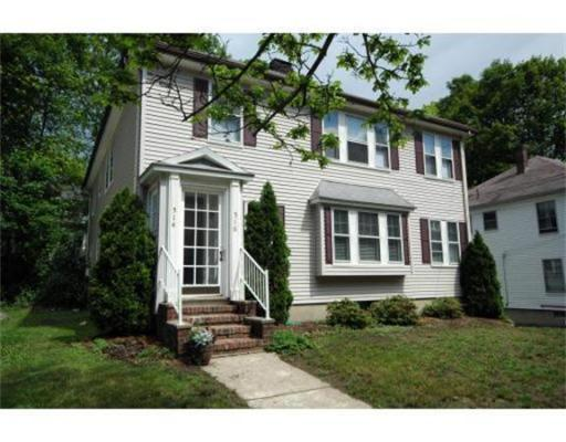 Condominium for Sale at 514 Lowell Avenue 514 Lowell Avenue Newton, Massachusetts 02460 United States