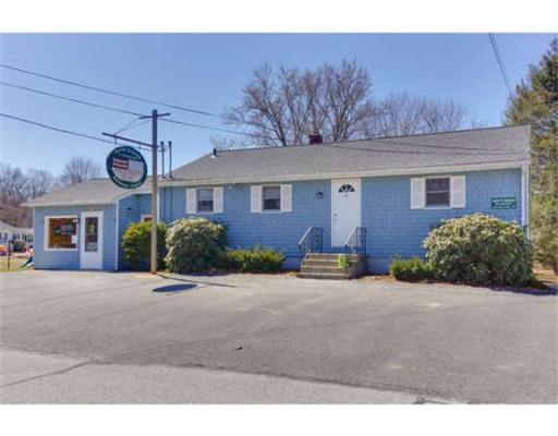 Commercial pour l Vente à 12 Williams 12 Williams Grafton, Massachusetts 01536 États-Unis