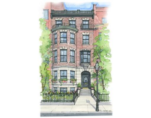 House for sale in 197 Marlborough St Back Bay, Boston, Suffolk
