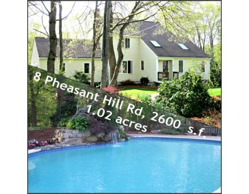 8  Pheasant Hill Road,  Bellingham, MA