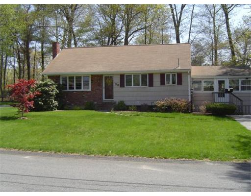 38  Dartmouth Terrace,  Brockton, MA