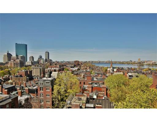 Condominium/Co-Op for sale in The Hill Condominium, 4-A Beacon Hill, Boston, Suffolk