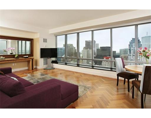 Condominium/Co-Op for sale in The Ritz-Carlton Residences, 37H Midtown, Boston, Suffolk