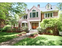 Lincoln massachusetts homes