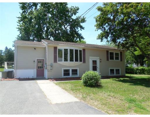 14  Fairmont Street,  Chicopee, MA