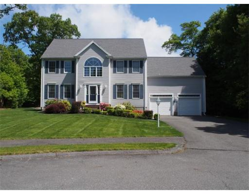 Property for sale at 25 Burnham Ct, Stoughton,  MA  02072