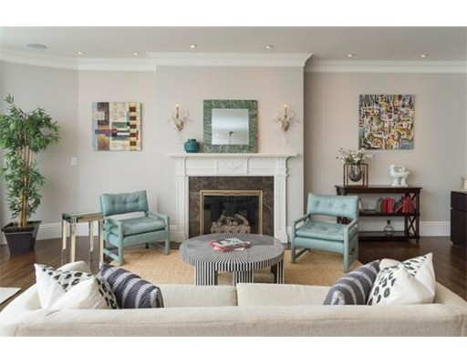 Condominium/Co-Op for sale in 409 Commonwealth Ave Back Bay, Boston, Suffolk