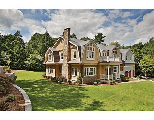 House for sale in 407 Warren St , Brookline, Norfolk