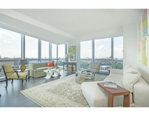 Luxury Condominium for sale in The Residences at the W, 21(B) Back Bay, Boston, Suffolk