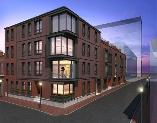 Luxury House for sale in 21 Piedmont Street South End, Boston, Suffolk
