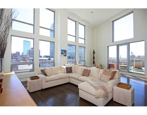 Lofts.com apartments, condos, coops, houses & commercial real estate - Back Bay Lofts (Condo)