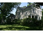 Amesbury Massachusetts townhouse photo