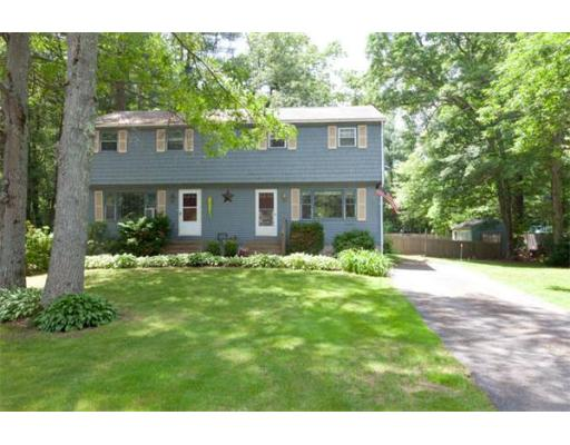 83  Old Farm Road,  Mansfield, MA