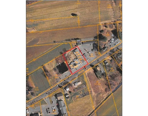 Land for Sale at 206 Russell Street 206 Russell Street Hadley, Massachusetts 01035 United States