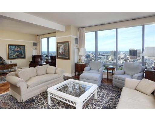 Condominium/Co-Op for sale in The Ritz-Carlton Residences, 34D Back Bay, Boston, Suffolk